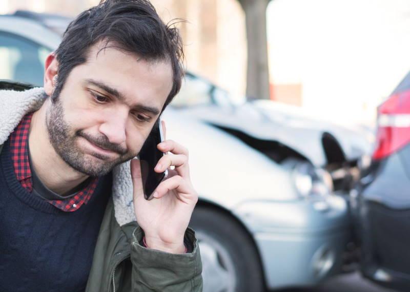Τηλεφώνημα σε ασφαλιστή